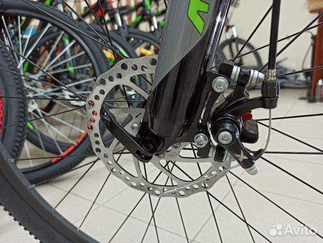Велосипед Trinx m137 - колеса 27.5 рама 21  купить 8