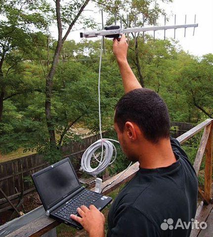 Интернет и усиление сигнала 4 g