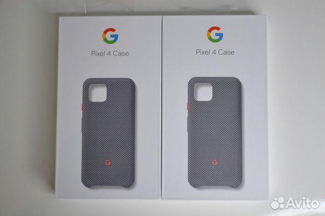 Оригинальные чехлы для Google Pixel 4  89780477720 купить 2