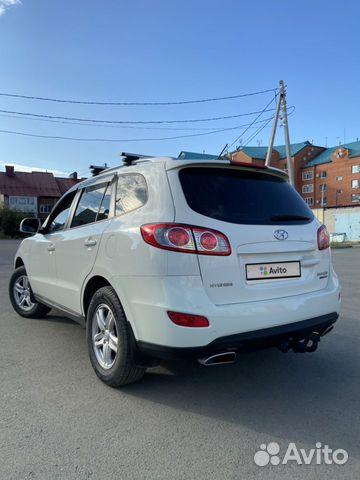 Hyundai Santa Fe, 2011  89615537980 купить 3