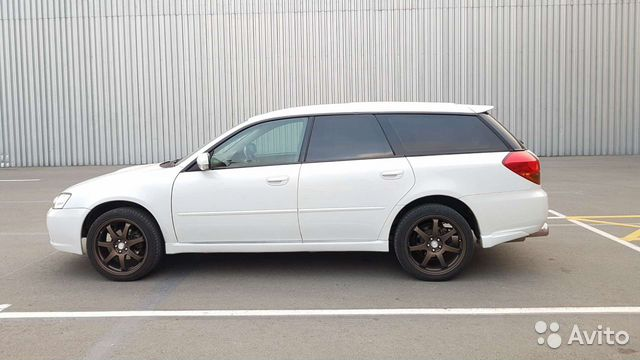 Subaru Legacy, 2003  купить 9