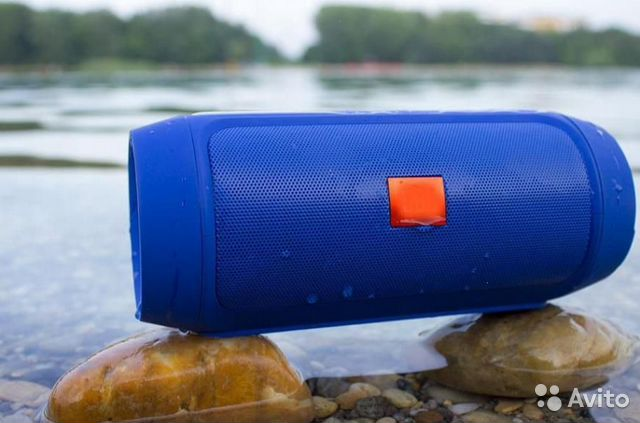 Bluetooth колонка jbl Charge 2 самовывоз сегодня  купить 2