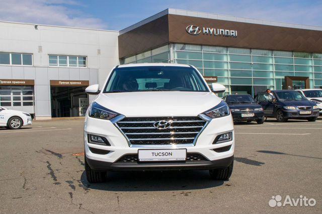 Hyundai Tucson, 2020  83412793053 купить 1