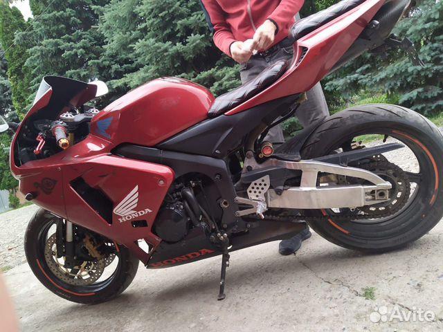 Honda cbr 600rr  89626371932 купить 1