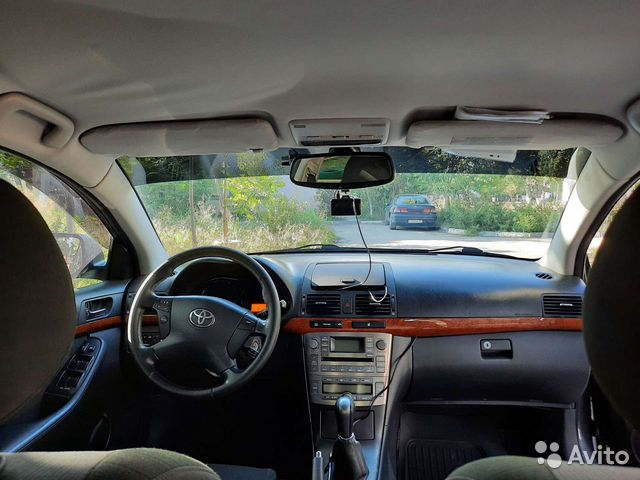 Toyota Avensis, 2006  89014679658 köp 9