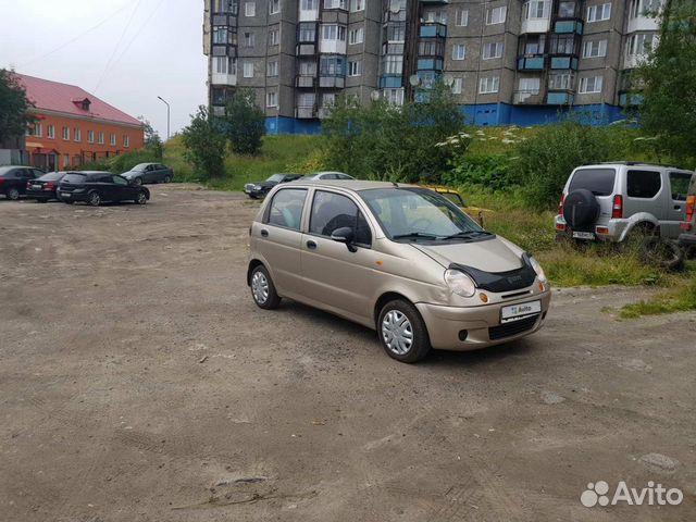 Daewoo Matiz, 2014  89600223012 купить 3
