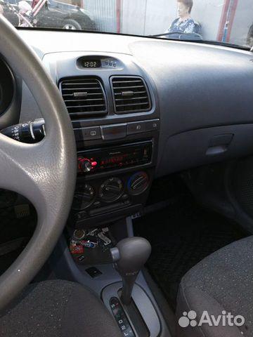 Hyundai Accent, 2006  89897209727 купить 6