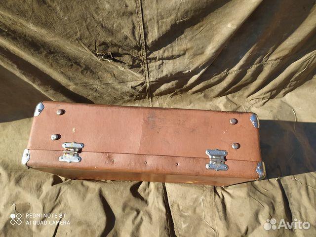 Старый чемодан из СССР (1)  89033713097 купить 4