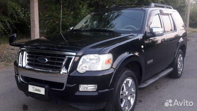 Ford Explorer, 2009