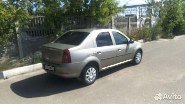 Renault Logan, 2011  89603379603 купить 9