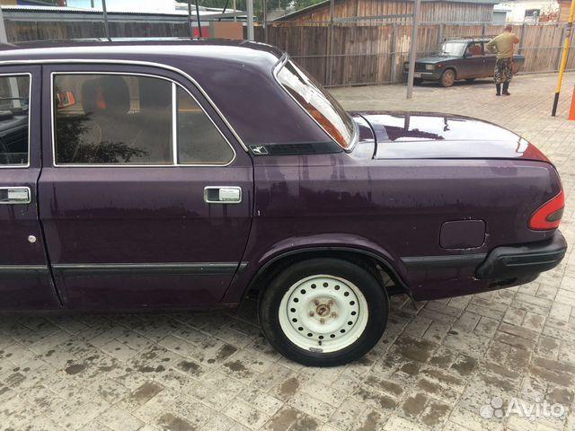 ГАЗ 3110 Волга, 2000  89062953415 купить 3