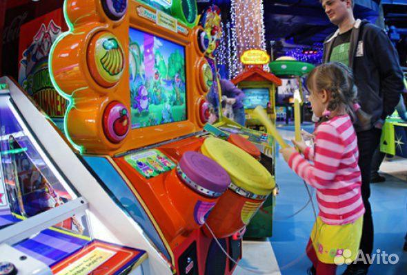 игровые автоматы для детей в саратове