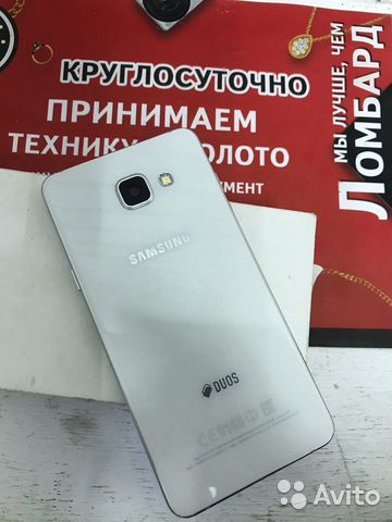 SAMSUNG galaxy a5 (2016)  89144300010 купить 2