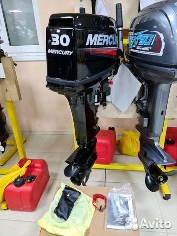 Мотор Mercury 30M (новые моторы с завода tohatsu)  83466640640 купить 5