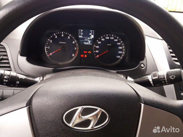 Hyundai Solaris, 2016  89092688076 купить 5