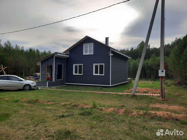 Дом 117 м² на участке 20 сот.  89127354701 купить 1