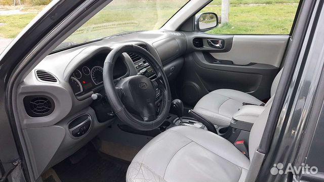 Hyundai Santa Fe, 2008  89063816458 купить 9