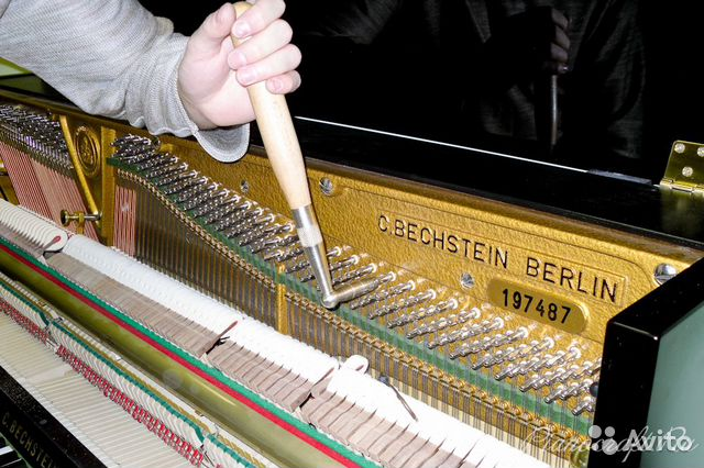Программы по настройке пианино
