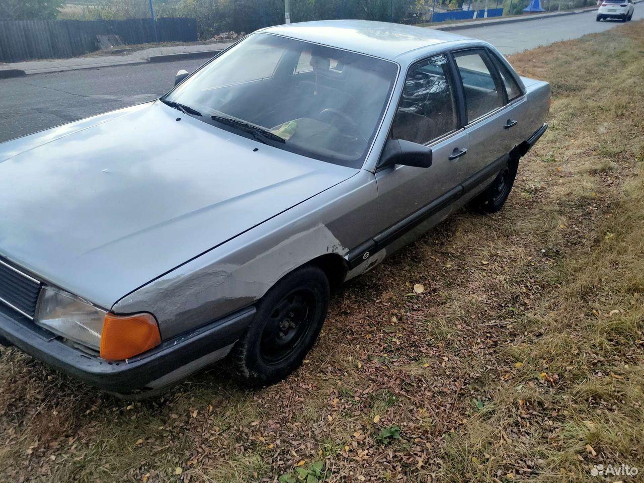 Audi 100, 1984  89507131641 купить 2