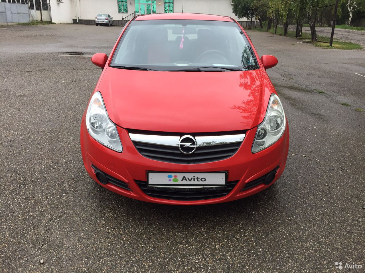 Opel Corsa, 2008  89682751949 купить 7