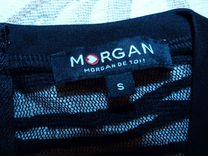 Брендовая женская футболка Morgan