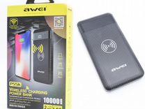 Беспроводной Power Bank Awei P55K 10000 mAh