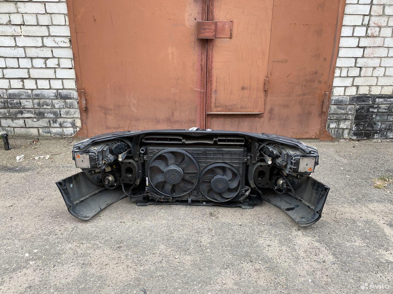 Ноускат черный Volkswagen Passat B6  89534684247 купить 5