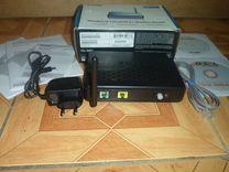 Wifi D-link wireless N150 adsl2+Modem Router — Товары для компьютера в Геленджике