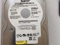 Продам жёсткий диск на 160 гб wd