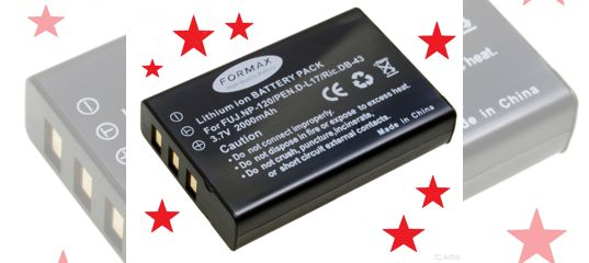 Batería para PENTAX OPTIO 750Z MX MX4 BATERIA
