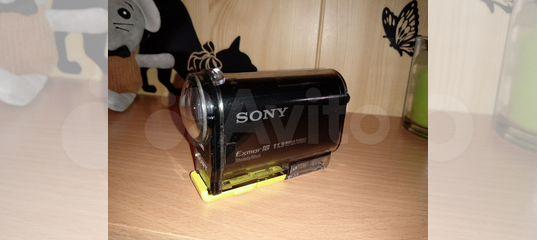 Видеокамера sony hdr-as20