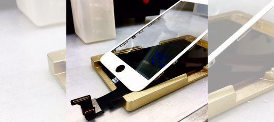 замена стекла айфон 5 пенза