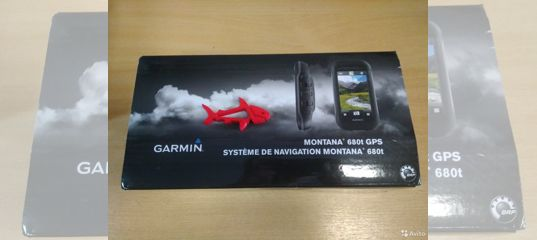 Garmin montana 680t brp kit купить в Санкт Петербурге на Avito — ОбъявРения на сайте Авито