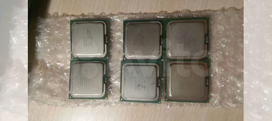 Процессор 775 купить в Челябинской области с доставкой | Бытовая электроника | Авито