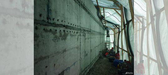 Инъецирование бетон железным бетон