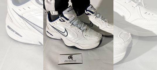Новые кроссовки Nike Monarch белые купить в Омской области | Личные вещи | Авито