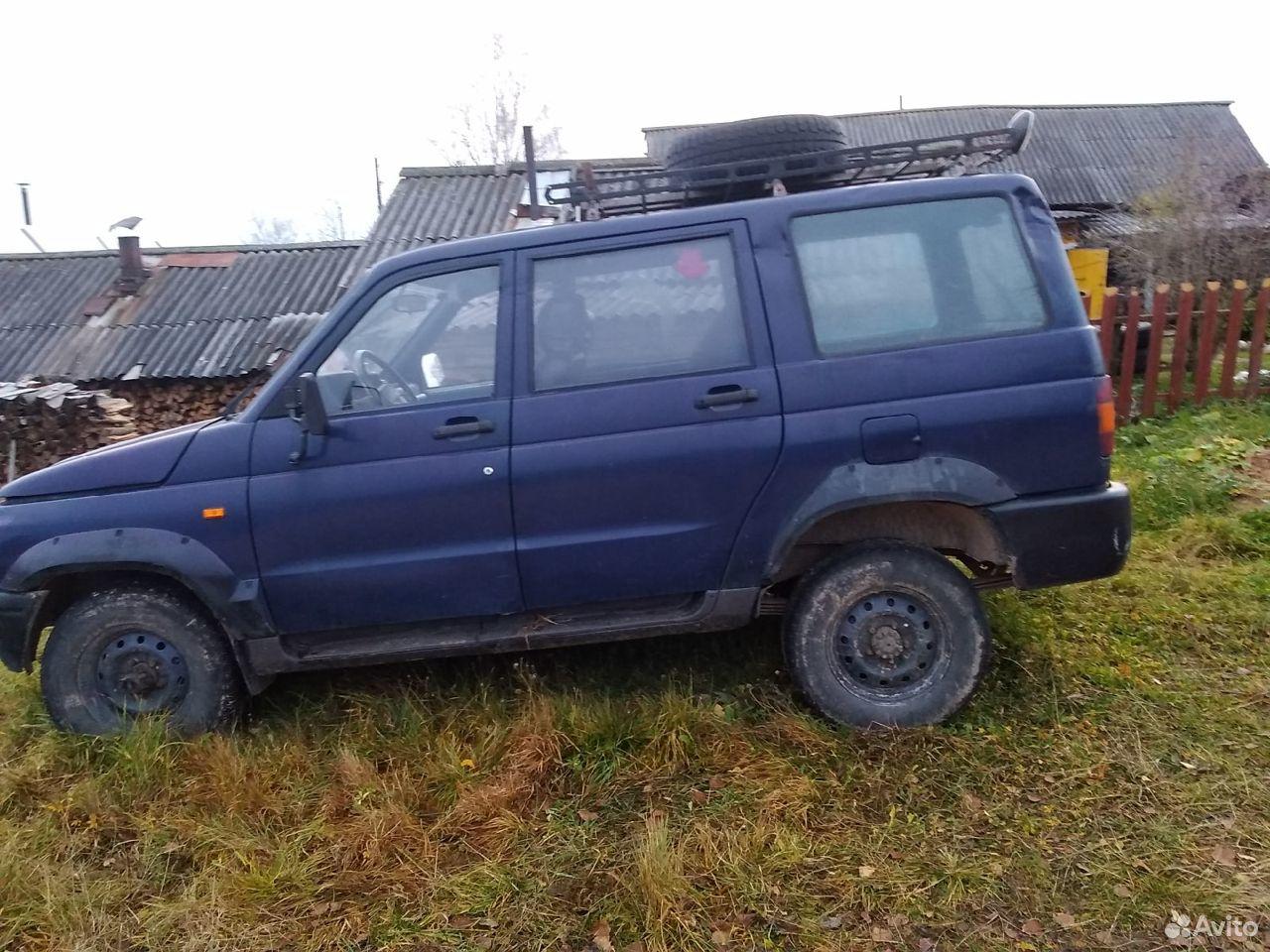 УАЗ Симбир, 2002  89600174915 купить 1