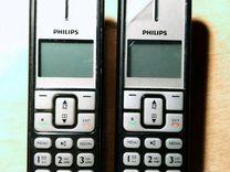 Комплект городских телефонов philips SE2752B/51