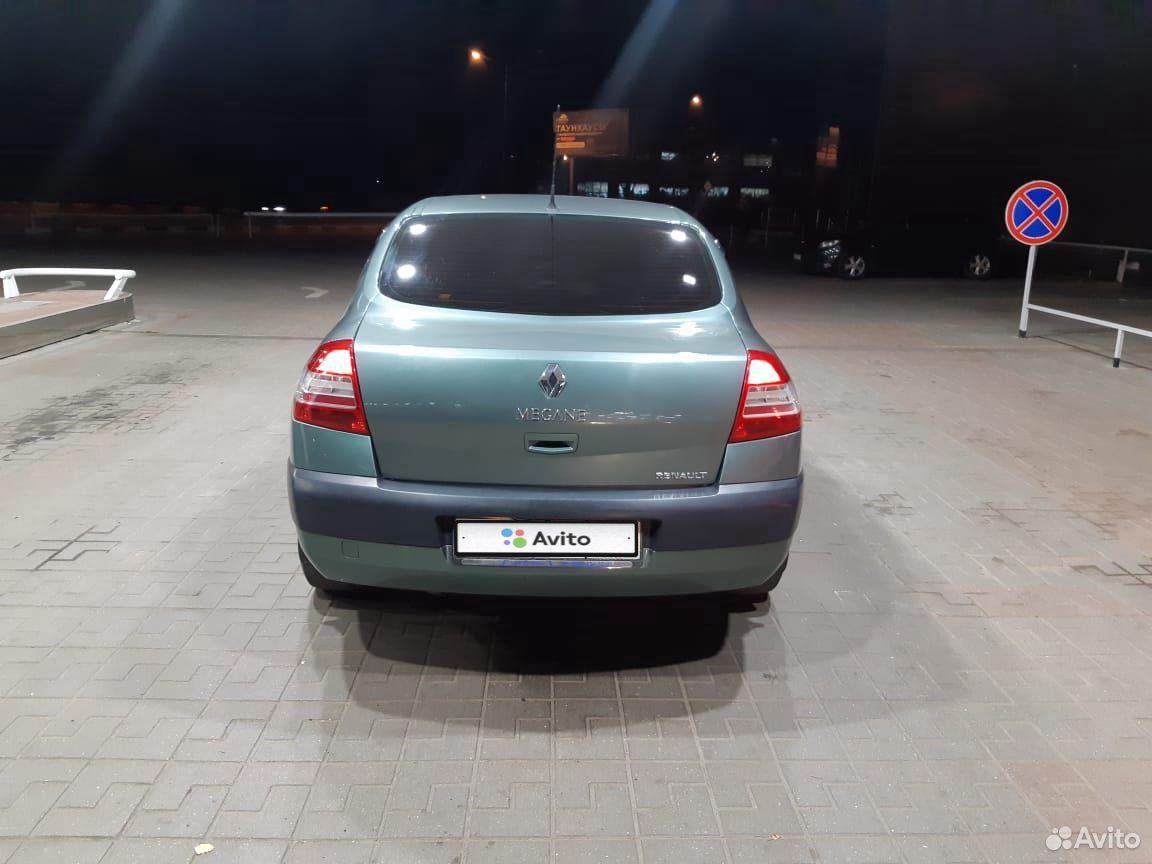 Renault Megane, 2006  89853680671 купить 3