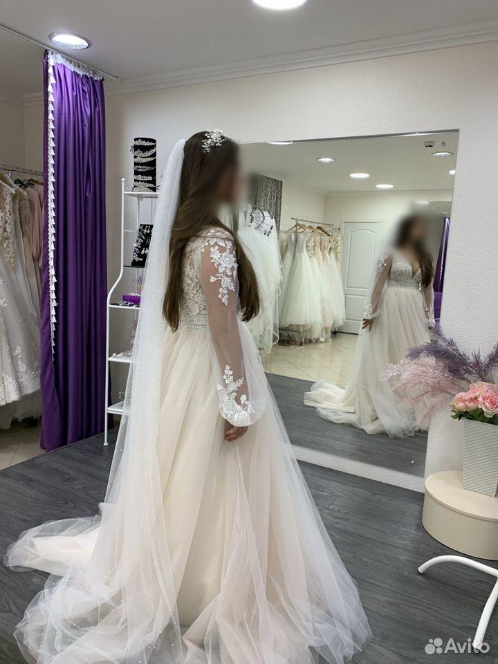 Свадебное платье  89118903500 купить 4