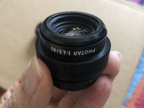 Макрообъективы Leitz Wetzlar Photar для Leica