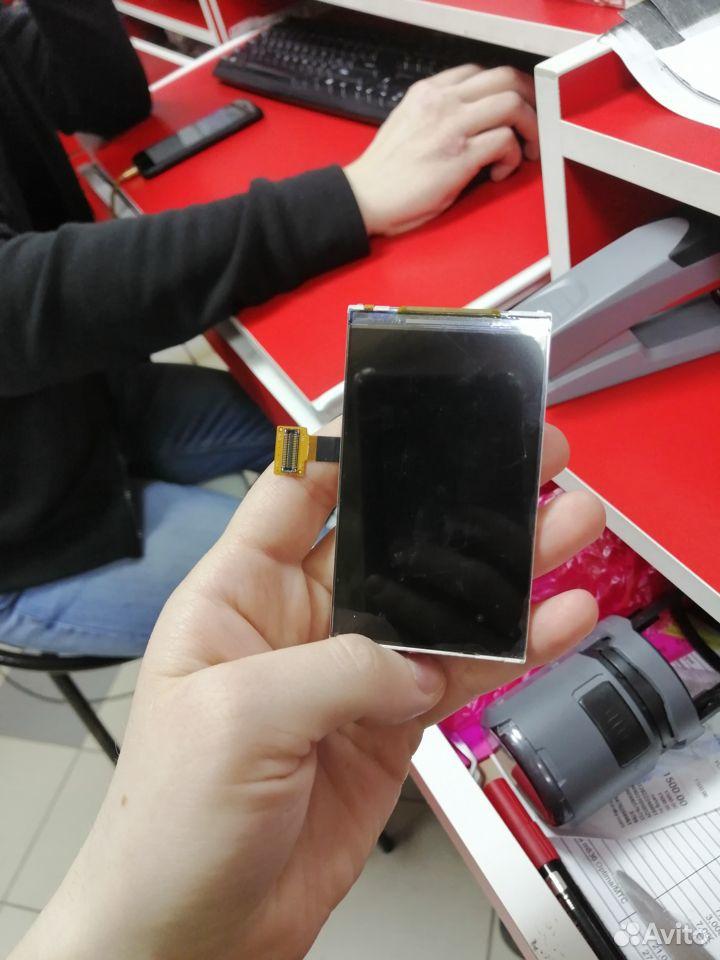 Экран на телефон Samsung C6712 ориг  89003081353 купить 5