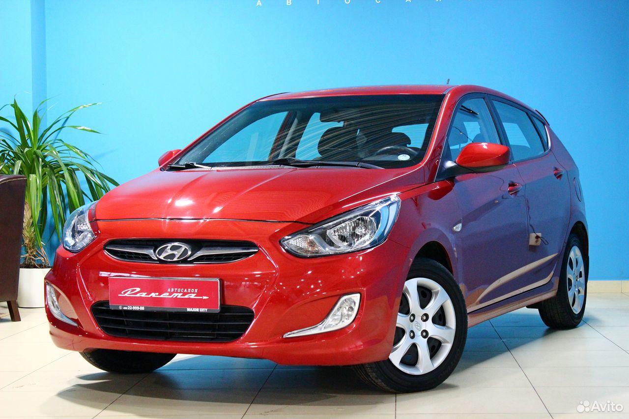 Hyundai Solaris, 2012  89102977578 купить 1