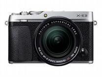 Fujifilm T-3 Kit 18-55 mm Black