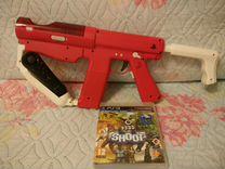 Автомат Sharp Shooter на PS 3