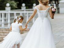 Свадебное платье бренда Natalia Romanova