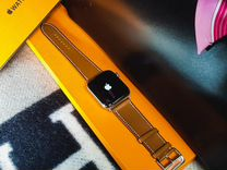 Hermes Apple Watch 5 Series 44 mm Single Tour