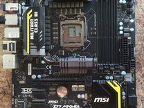 Msi z77 socket 1155 Mpower