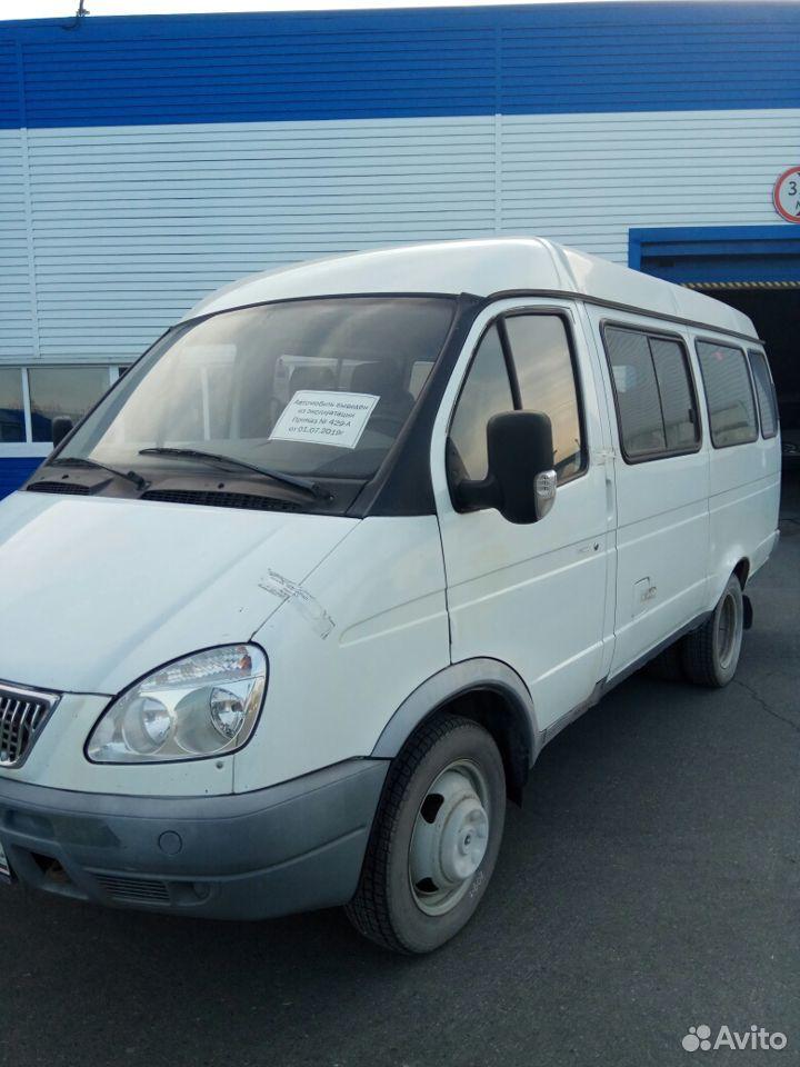 Микроавтобус газ 32213  89091930278 купить 6