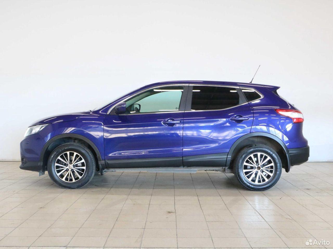 Nissan Qashqai, 2014  84872337205 купить 2